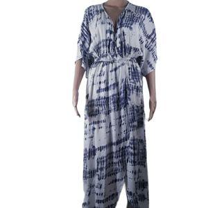 Surf Gypsy Tie-dyed dress size medium